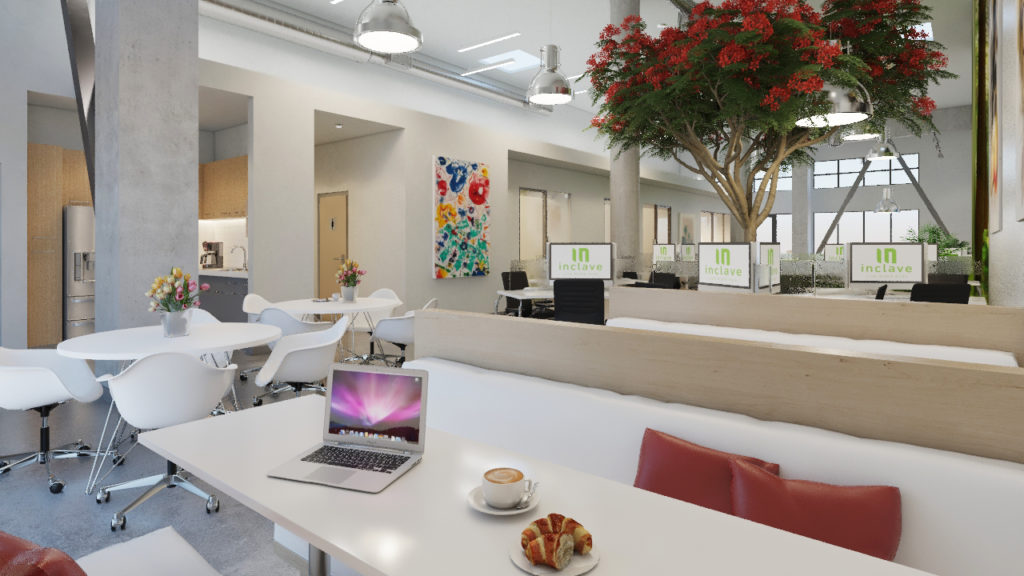 INclave creative office suites